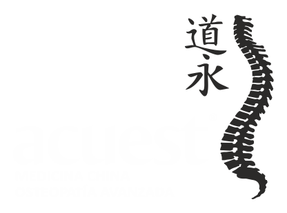 ACUEST.- Medicina tradicional china. Osteopatía avanzada